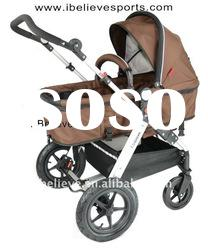 I-S025 European Standard High Quality and Comfortable Two Functions City Select Baby Jogger