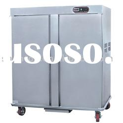 Kitchen Equipment Stainless Steel Food Warmer Cart DH-22-21