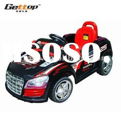 LATEST plastic kids battery powered ride on cars