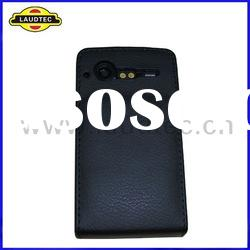 Leather flip Case for HTC incredible s G11