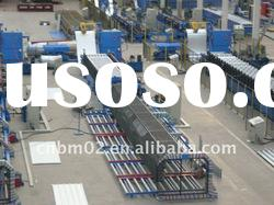 Metal Roof Tile Roll Forming Machine for Roof tile