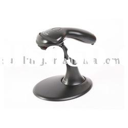 Metrologic MS9520 Voyage Hands Free Laser Barcode Scanner with Stand RS232 Serial Port