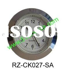 Mini Clock inserts/clock fit-ups RZ-CK027-SA/R