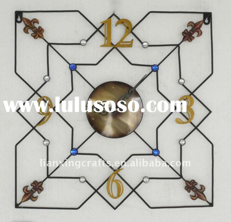Modern Design Wall Clock For Home Decoration