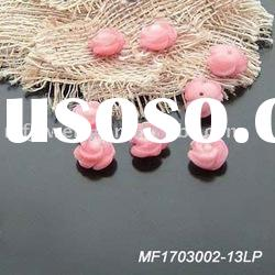 Natural Light Pink Coral Beads