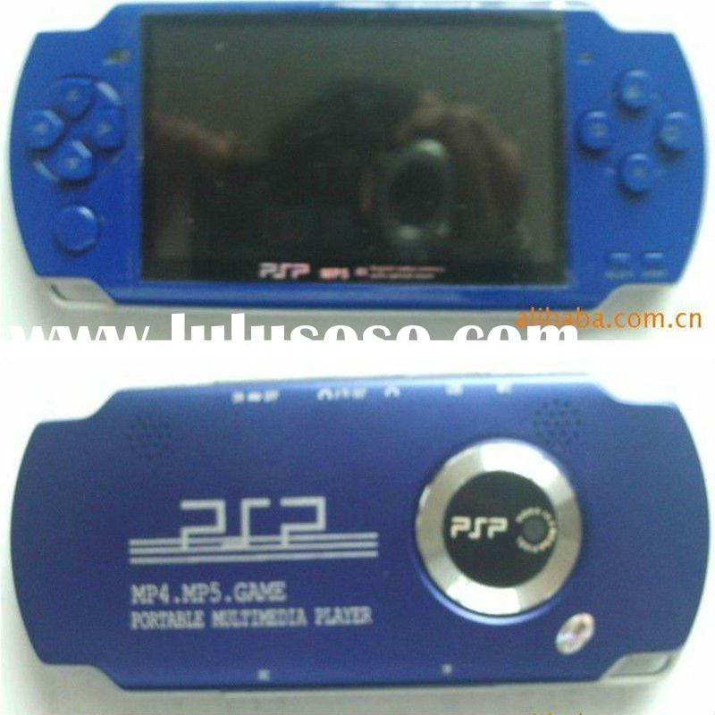New 4.3 inch video game console for PSP