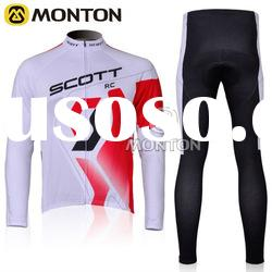 New Arrival SCOTT Team Thermal Cycling Wear