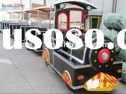 New attraction trackless train for sale