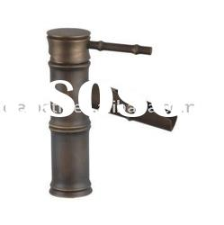 Oil rubbed bronze single hole vessel sink faucet(2301)