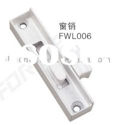 PVC HARDWARE WINDOW LOCK BOLT FWL006