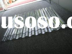 PVC corrugated roofing sheet,transparent roofingtile,corrugated polycarbonate sheet