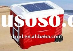 Portable car cooler and warmer Solar Powered Refrigerators