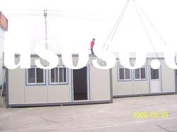 Prefabricated Living Modular Container House