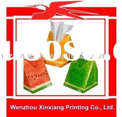 Promotional Tissue Paper Boxes And Packaging