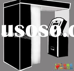Put A Photo Booth Machine In Shopping Mall To Build Your Business