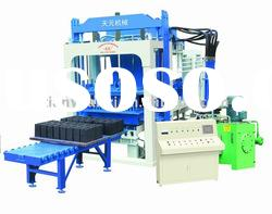 QTY4-15B block/pavement making machine/ block machine/ concrete block making machine