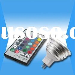 RGB LED bulb color changing LED bulb lamp LED home light