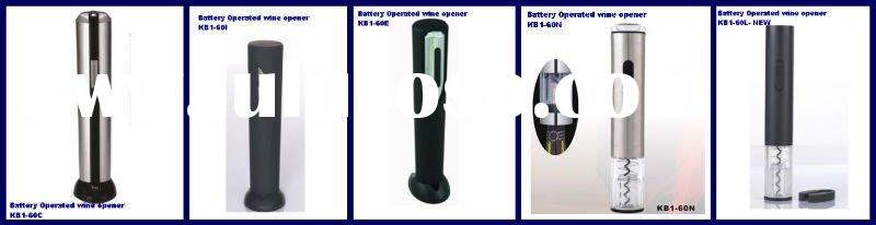 Rechargeable Wine Opener, Automatic Electric Wine opener,Electric Wine Corkscrew-KB1-60E