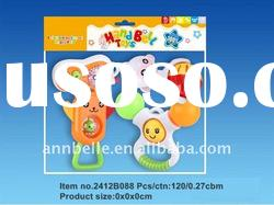 Safty-4pcs Baby Toys/baby toys fisher price