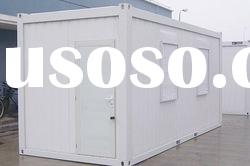 Smart container mobile house