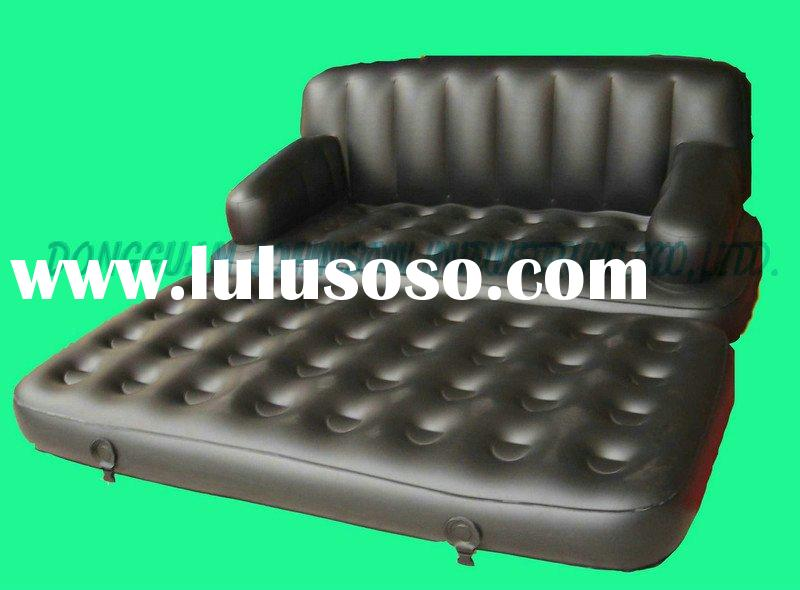 Snappy Convertible Sofa\PVC inflatable air bed