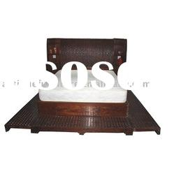 Solid Bed,Bedroom furniture,Chinese antique reproduction furniture