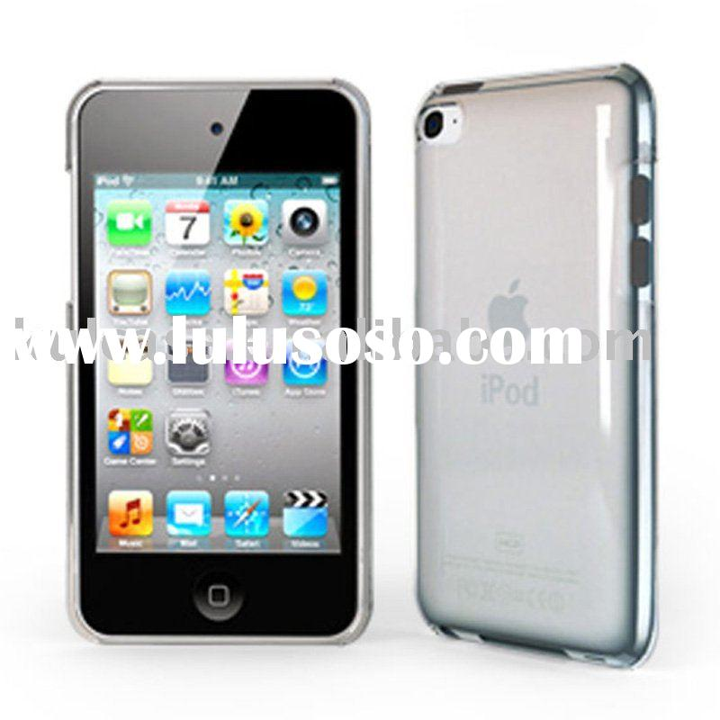 Super Slim Crystal Hard Case for iPod Touch 4 Case