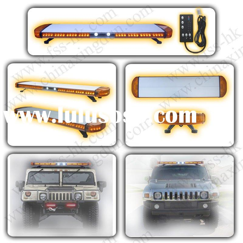 TBD-GA-8301H high power LED auto emergency warning light bar