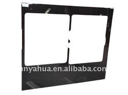 Tempered Side Window Glass for Automobile