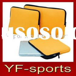Top Quality neoprene laptop sleeve bag by YF factory