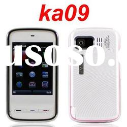 UNLOCK KA09 I9 I68 MINI Mobile CELL PHONE (dual SIM card+ quad band+touch screen+TV) #1