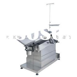 UW-1701 Functional electric lift operation table for pets,made of food-grade 304 stainless steel