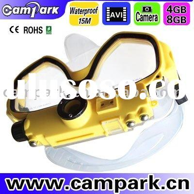 Underwater Digital Diving Camera Mini DVR Video