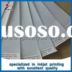 VINYL ROLL for Large Wide Printer,Advertising Customize PVC Coated pvc flex banner frontlit