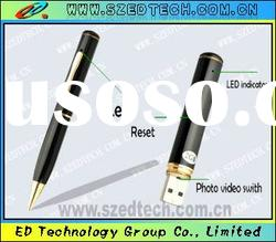 With 2GB memory card and digital camera recorder celluar phone pen