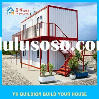YH prefab modular container house plans
