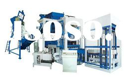 ZS-QT6-15 Automatic concrete block making machine price