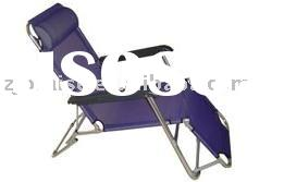 (OEM Manufacturer) Zero gravity folding lounge chair called Beach Lounge Chair