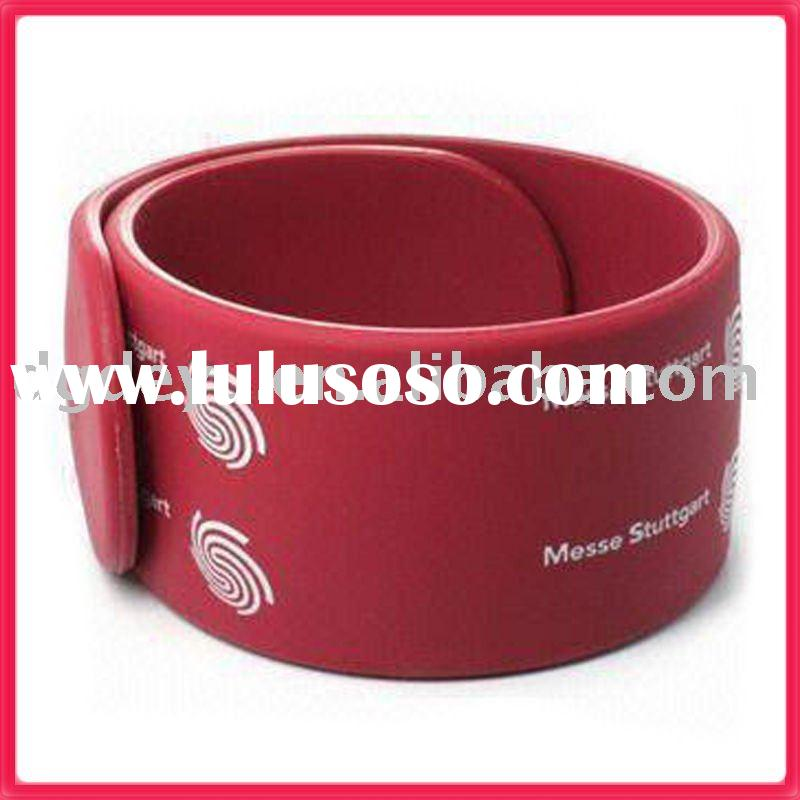 adjustable silicone wristband silicone wristband for gift/Sports souvenirs (high quality)