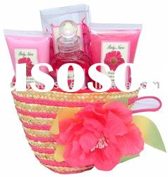 bath gift set,SHOWER GEL BODY LOTION
