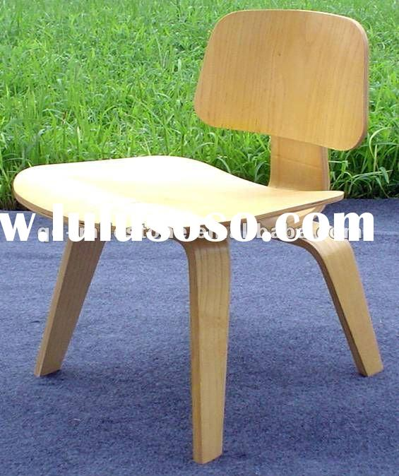 bending-wood kids chairs