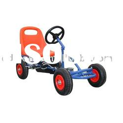 children and kids toy pedal go kart,go pedal toy car