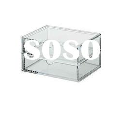clear perspex cosmetic storage drawer (CD-A-0113)