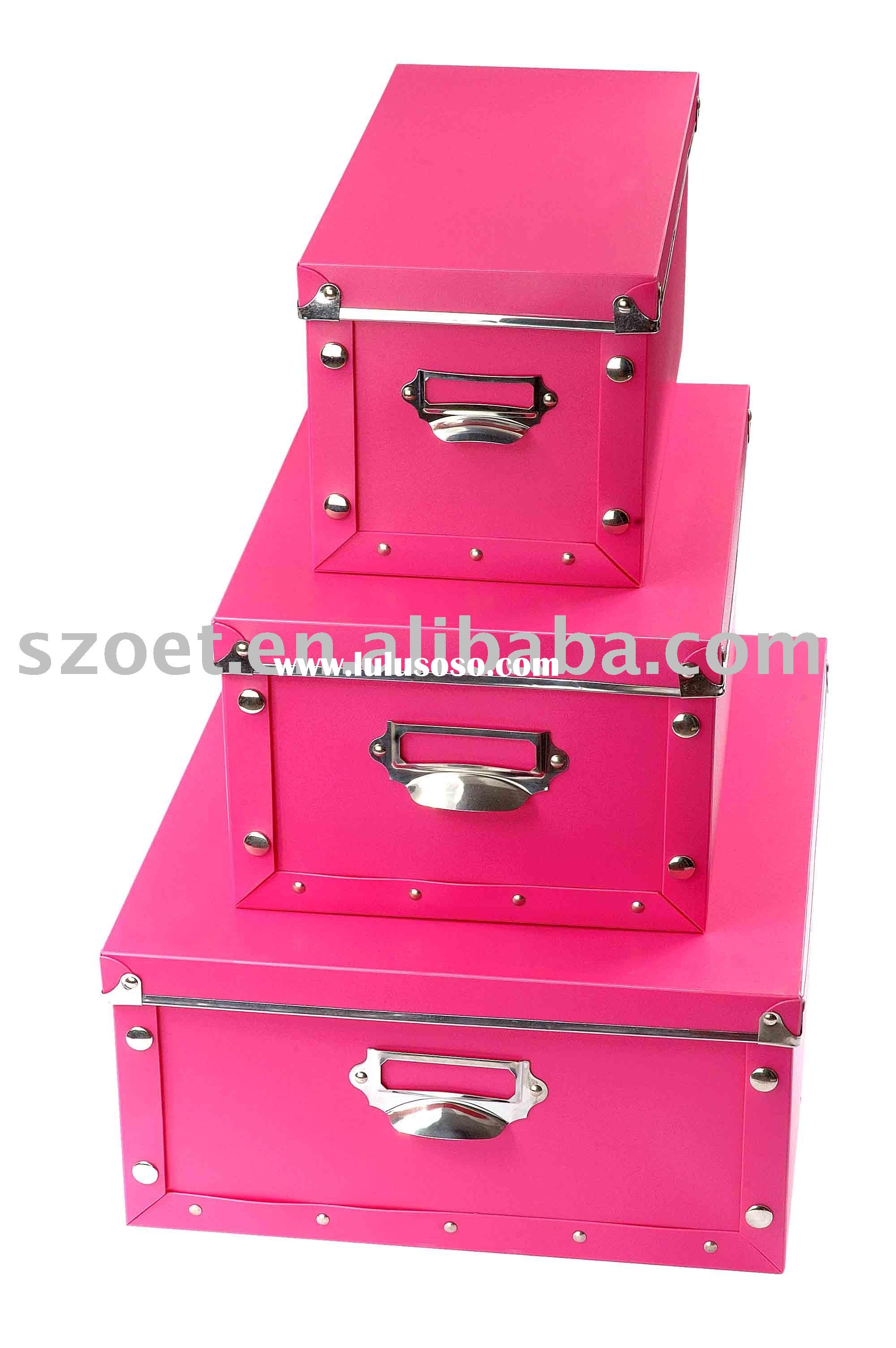 colored storage boxes ,plastic storage boxes /folding storage boxes