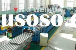 corrugated roof wall panel roll forming machine