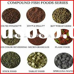 dry fish food pellet processing extruder machinery line/dry fish food processing equipment