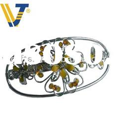 fashion metal hair clip with different colors