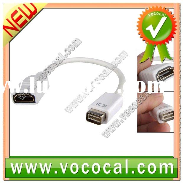 for Apple Macbook Mini DVI to HDMI Adapter Cable