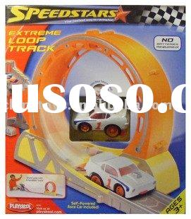 hasbro Playskool extreme loop track/children cars