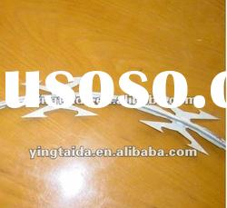 high quality razor barbed wire (factory )